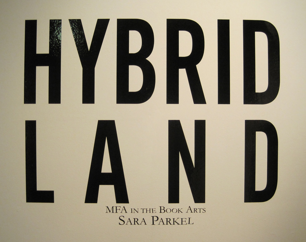 Hybrid Land exhibition